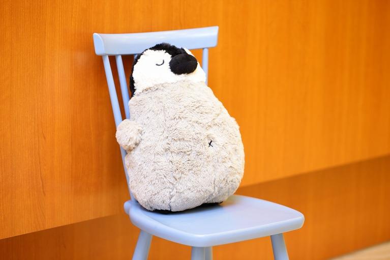 小さなお子様用診察椅子