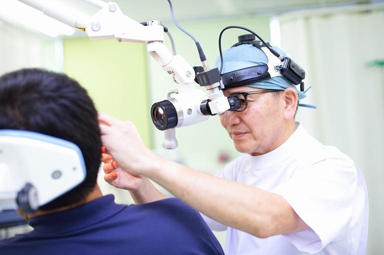 顕微鏡(診察・治療)